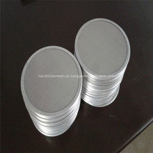 Telas do filtro de tela do filtro de óleo / rede de arame