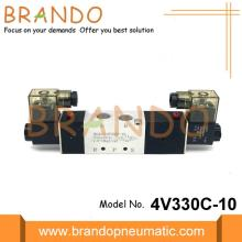4V330C-10 3/8 Inch Pneumatic Solenoid Valves