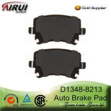 D1348-8213 Hi-quality Brake Pad for AUDI A6 2010-2011/VOLKWAGEN PASSAT 2005-/TIGUAN 2007-/CC 2009-2014