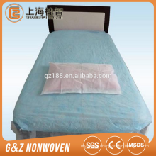 Disposable bed sheet spunbond non woven fabric manufacturer with good service