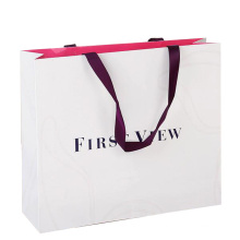 Fashion Paper Shopping Gift Bag with Logo