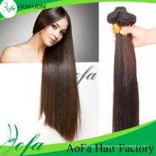 Продукты Волос Монгольский Человеческих Волос Девственницы Волос
