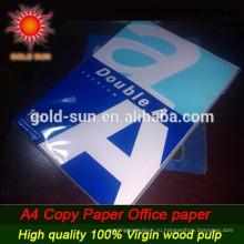 Многоцелевой двойной A4 копия 80 г / Белый A4 Копировальная бумага А4 70г 80г