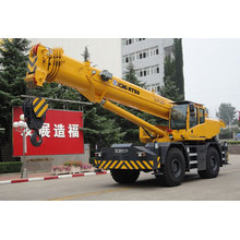 50 Ton China Best Quality XCMG Mobile Crane Rough Terrain Crane with Cheap Price for Sale Rt50