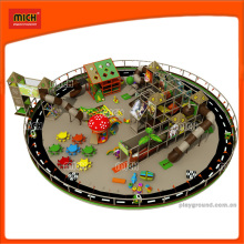 2014 Top-One Indoor Playground with Tracks (5063B)
