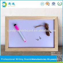 Glatte Oberfläche whiteboard Magnetische Dry-Erase Board