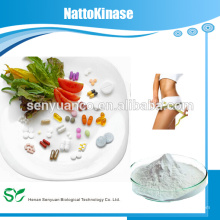 100% Natural Natto Extract Powder Nattokinase