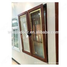 High quality aluminium anti-theft window