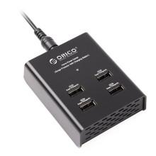 ORICO DUB-4P Super Speed 4-Port Desktop USB Ladegerät für iPhone