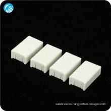 machinable steatite ceramic boat porcelain resistor parts for promotion