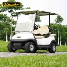 Alta qualidade 4 assentos de carrinho de golfe elétrico carrinho de golfe carro de buggy