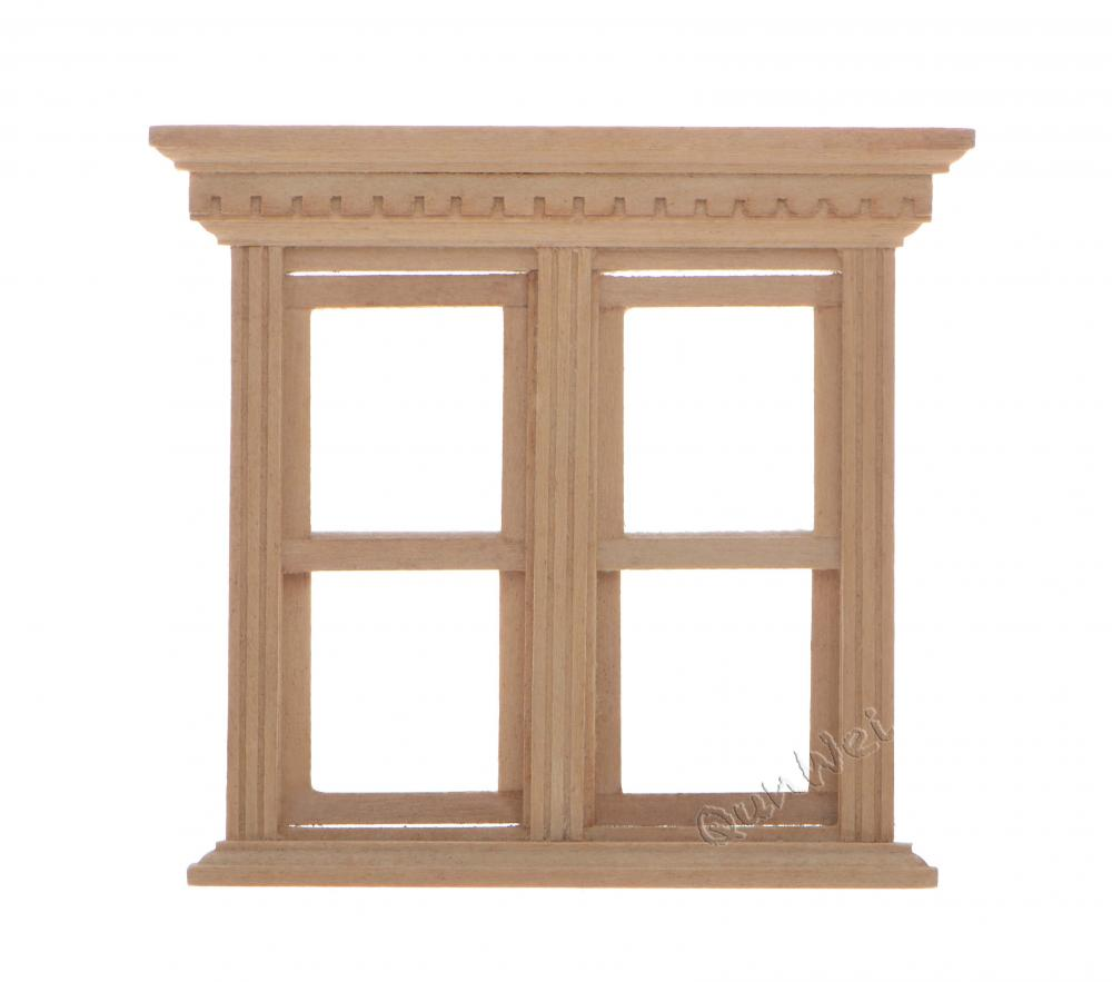 Dollhouse Window