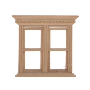 Doll house accessories miniature DIY window
