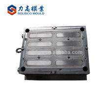Fabricante de alta calidad del molde de la base de la escoba de la inyección plástica