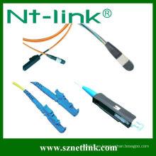 Cable de conexión de fibra de fibra de Simplex MU