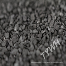 Charbon activé granulaire à base de charbon pour le traitement des eaux usées à vendre avec le prix de l'usine