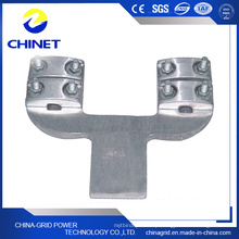 Ssl Big Section Area Double Conductors Bolt Type Terminal Clamp