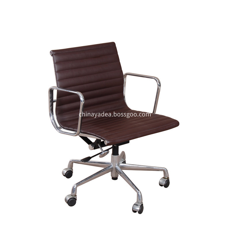 Leather Eames Office Chair 1