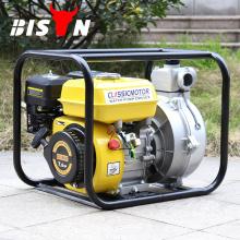 BISON (CHINA) Pompe à eau haute pression de sortie de 2 pouces pour le moteur de pompier