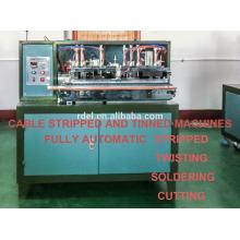 провод кабель изготовляя оборудование для зачистки /резки / скрутки /пайки машина