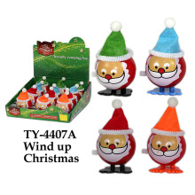 Funny Wind up Christmas Toy