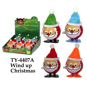 Lustige Wind up Weihnachten Spielzeug