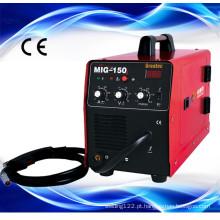 Máquina de soldadura de alta freqüência IGBT MIG MAG com controle de modo de corrente