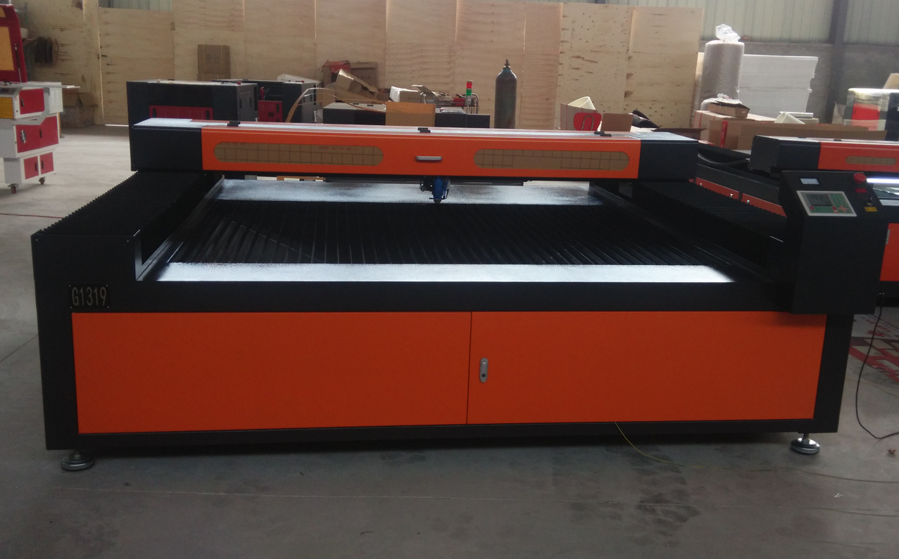 CNC laser cutting machine for wood