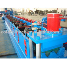 Highway Crash Barrier Guardrail Roll Forming Machine