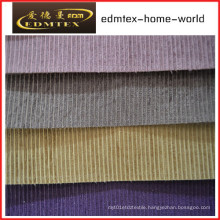 Plain Chenille Fabric for Sofa Packing in Rolls (EDM0175)