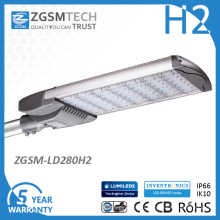 Module haute Desgined Lumen sortie 280W LED Light Street