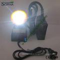 6600mAh recargable impermeable IP68 subterránea luz minera