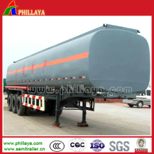 3axles Heavy Truck Oil Fuel Tank for Semi Trailer