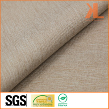 Polyester Home Textile Inherently Flame Retardant Fireproof Cream Two Tone Oxford Fabric