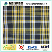 Yarn-Dyed Cotton Check Fabric for Shirt (100% Cotton)