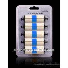 KC (Chaud) Zebra P100i Imprimante Kits de Nettoyage105912-301- Rouleau de Nettoyage Adhésif (vente directe d'usine) J