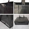 Прокатанный Non сплетенный мешок tote покупкы