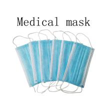 Disposable masks three-layer anti-fog dustproof man women