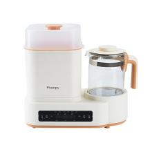 Modulador multifuncional de esterilização e secagem de leite para bebês