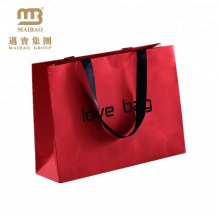 customized garment packaging wedding dress wrapping paper bag