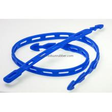 1100мм силиконовый резиновый ремешок