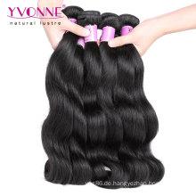 Unverarbeitete malaysische Körperwelle Virgin Hair