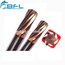 BFL-твердосплавный ручной расширитель / 6 флейт резак развертки высокого качества