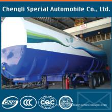 ISO Propane 58.5cbm 3 Axle LPG Propylene Semi Trailer
