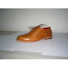 dress calf skin leather shoes