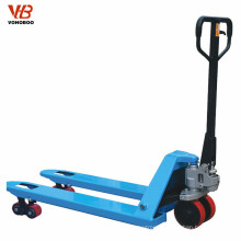 2500kg hand pallet truck for warehouse