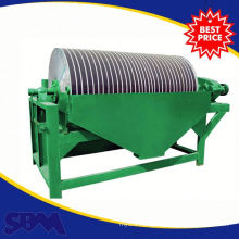 High quality Electric motor gravity separator gold