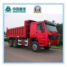 Camion-benne de Sinotruk / Cnhtc HOWO 6X6 / camion de benne / benne 290HP