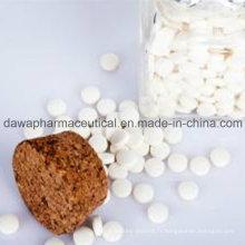 Médicament pour le traitement des lésions cérébrales 500 mg Citicoline Sodium Tablet