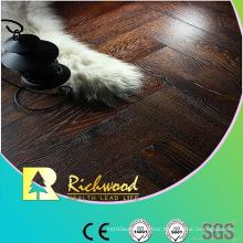 Household 8.3mm Embossed Cherry Sound Absorbing Laminate Floor
